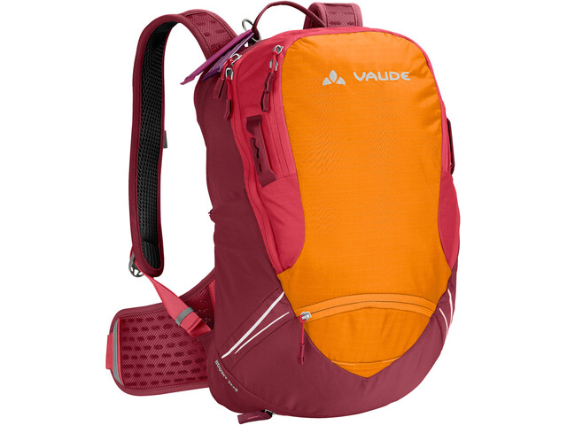 VAUDE Roomy 12+3 Rygsæk Damer orange/rød (2019) | Travel bags